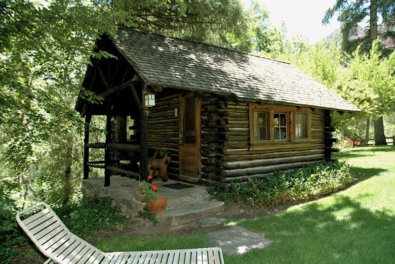 cabin 2 orchard canyon on oak creek