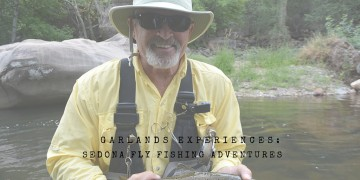 Sedona Fly Fishing Adventures is the exclusive option not only for Sedona, but for Northern Arizona. Sedona Fly Fishing Adventures is the only locally owned, fully licensed, and only permitted Fly Fishing guide service in the area.