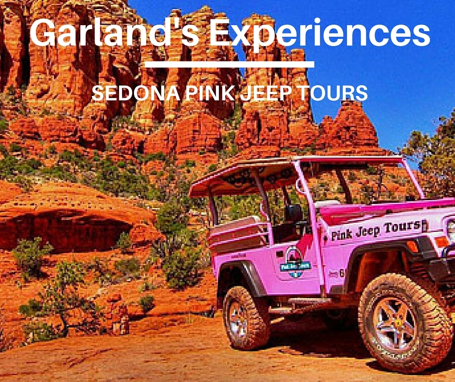 Garland's Experiences: Pink Jeep Tours In Sedona