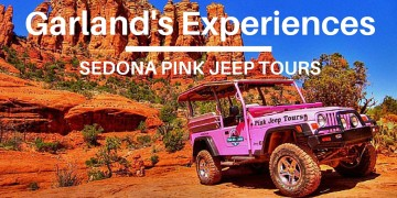 Garland's Experiences: Pink Jeep Tours