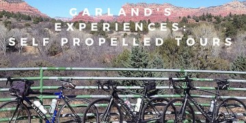 The Garland's Experience along with Self Propelled Tours offers two different tours for you to choose from, and no matter which you choose (or if you do both), you will feel like you've truly experienced the beauty of the Arizona desert.