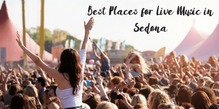 Summer is an awesome time to check out great bands and concerts! These are some of the best places to see live music in Sedona!