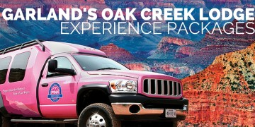 One of our most popular packages is the Pink Jeep Tour Grand Canyon Experience!
