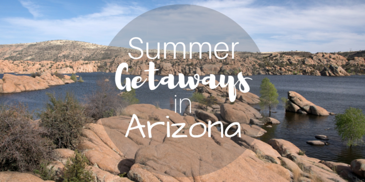 Instead of running inside to beat the heat this year, check out some awesome summer getaways in Arizona! Splash in the lakes, explore the forest, or even go camping in the desert!
