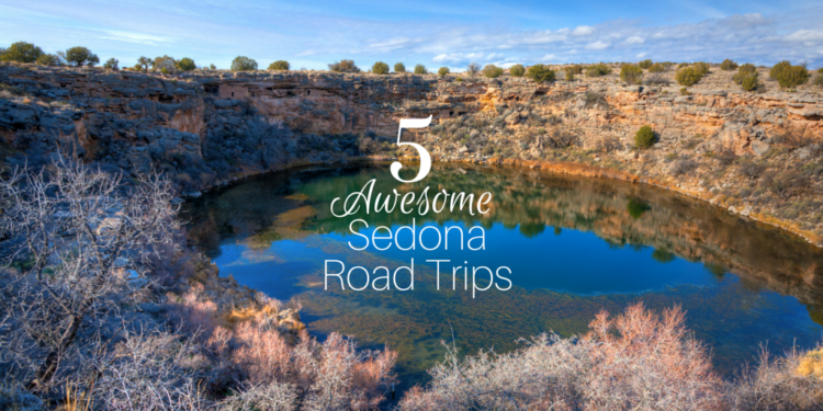 Road trips don't always have to take forever or have an elaborate destination. These Sedona Road Trips will get you out and about without breaking the bank!