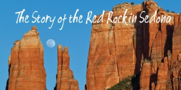 Perhaps the most notable of the natural landscapes in Sedona is the red rock formations. This is a little background on how the red rock was formed!