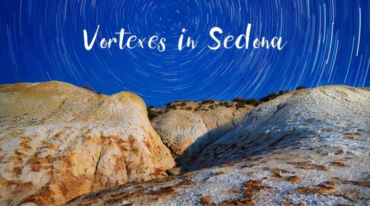 Vortexes In Sedona