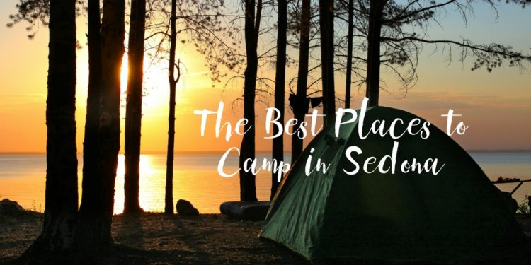 The best places to camp in sedona